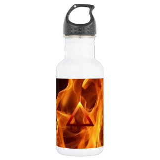 The Element Fire Symbol 18oz Water Bottle