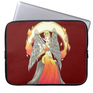 The Element of Fire Laptop Sleeve