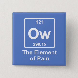 The element of pain button
