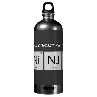 The Element of Stealth Water Bottle