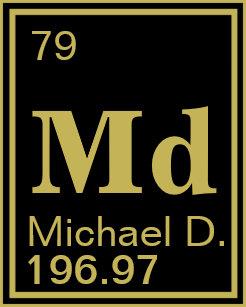 Periodic table accessories zazzle custom name periodic table gold finish lapel pin urtaz Images