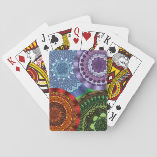 The Elements Mandalas Classic Playing Cards