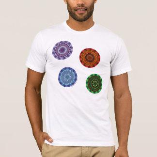 The Elements Mandalas Men's Light Shirt
