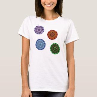 The Elements Mandalas Women's Light Shirt