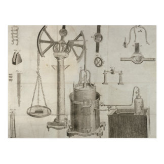 The Elements of Chemistry' Postcard