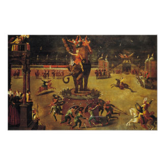 The Elephant Carousel Poster