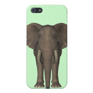 The Elephant  Cases For iPhone 5