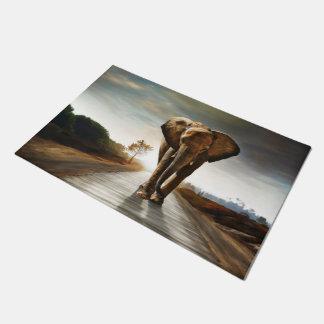 The Elephant Doormat