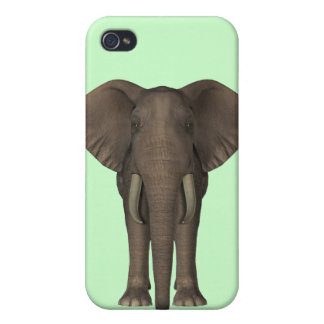 The Elephant  iPhone 4/4S Cover