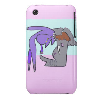 The Elephant Takes A Bow iPhone 3 Case-Mate Cases