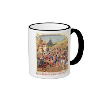 The Elephants of War Coffee Mugs