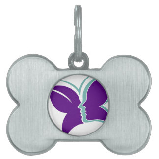 The Eleven26 Foundation Gear Pet Name Tag