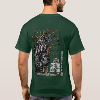 THE ELITE CANE CORSO TREE T-Shirt