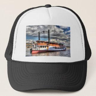 The Elizabethan Paddle Steamer Trucker Hat