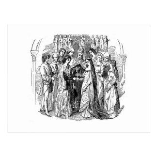 The Elizabethan, Royal Wedding Postcard
