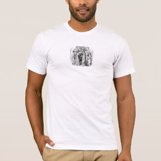 The Elizabethan, Royal Wedding T-Shirt