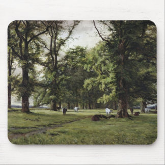 The Elm Walk Mouse Pad