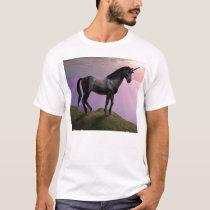 The Elusive Black Unicorn T-Shirt