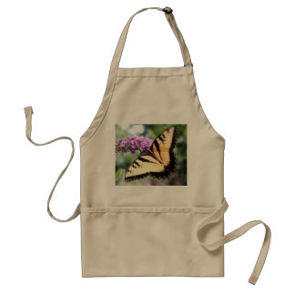 """""""The Elusive One"""" Butterfly Photography Poster Adult Apron"""