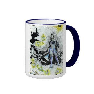 The Elven Wizard Mugs