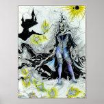 The Elven Wizard Print