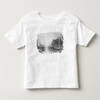 The Embarkation of Regulus, Ancient Carthage, engr Toddler T-shirt