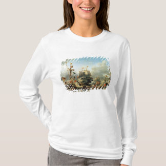 The Embarkation of Ruyter and William de Witt T-Shirt
