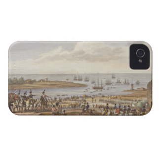 The Embarkation of the English in Holland, 30 Nove iPhone 4 Cover