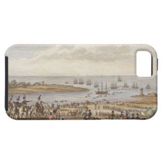 The Embarkation of the English in Holland, 30 Nove iPhone SE/5/5s Case