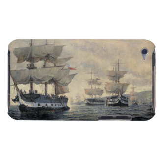The Embarkation of the Liberating Expedition of Pe Barely There iPod Cover