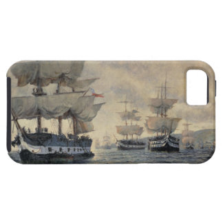 The Embarkation of the Liberating Expedition of Pe iPhone SE/5/5s Case