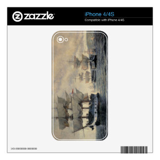 The Embarkation of the Liberating Expedition of Pe Skins For iPhone 4
