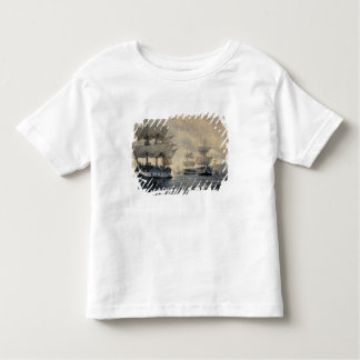 The Embarkation of the Liberating Expedition of Pe Toddler T-shirt