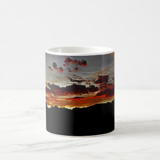 The Embossing Sunset Mug