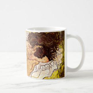 The Embrace, 1917 Coffee Mug