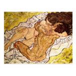 The Embrace, 1917 Postcard