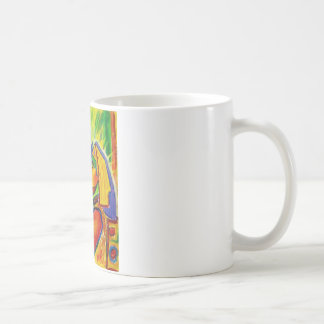 The Embrace by Piliero Coffee Mug