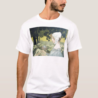 THE EMBROIDERER  LA BRODEUSE T-Shirt