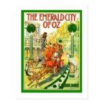 The Emerald City Of Oz Postcard