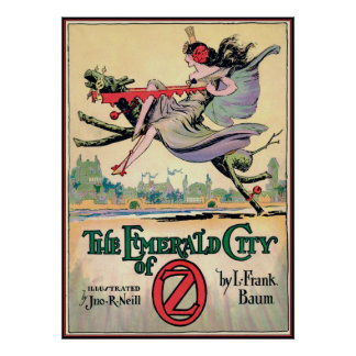 The Emerald City of OZ - Poster