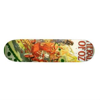 The Emerald City of Oz Skateboard