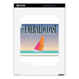 The Emerald Coast Decal For The iPad 2