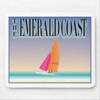 The Emerald Coast Mouse Pad