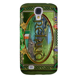 The Emerald Isle Samsung Galaxy S4 Covers