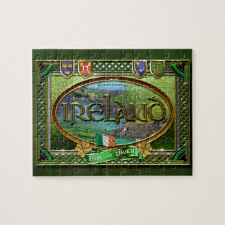 The Emerald Isle Jigsaw Puzzle