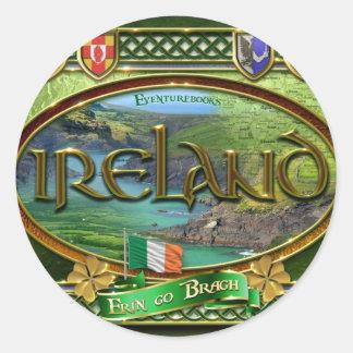 The Emerald Isle Sticker