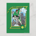 The Emerald Warrior postcard