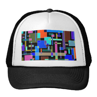 The Emotion of Color I - Color Art Trucker Hat