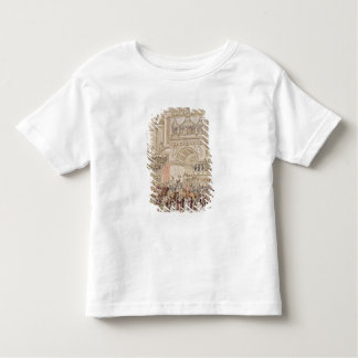 The Emperor and the Empress Receiving the Homage Toddler T-shirt