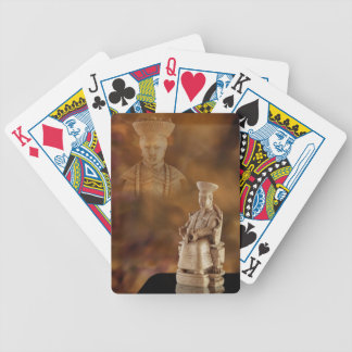 The Emperor Bicycle Playing Cards